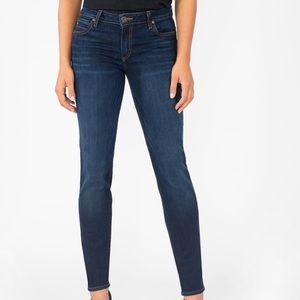 "KUT from the Kloth ""Diana""Kurvy Skinny 10"